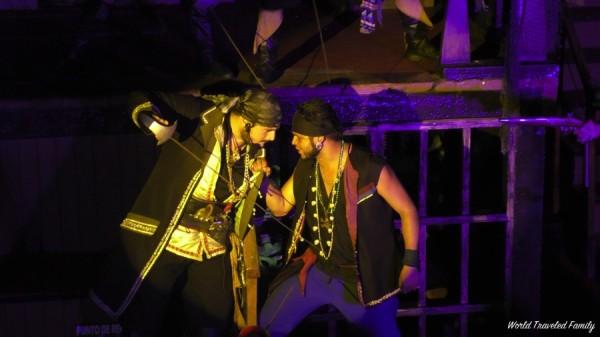 Pirate dinner cruise Puerto Vallarta - pirate adventure