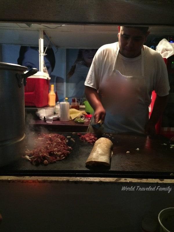 Vallarta Food Tours - La Tia's Taco Marlin