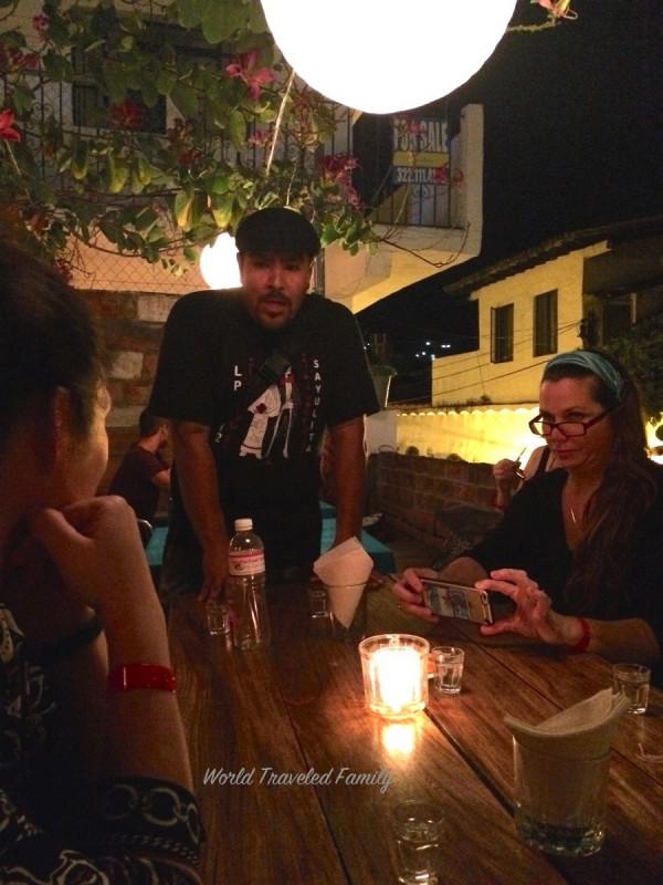 Vallarta Food Tours - Mezcal tasting
