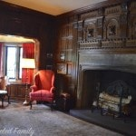 Edsel & Eleanor Ford House - Edsel's study