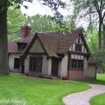 Edsel & Eleanor Ford House - playhouse