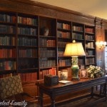 Edsel & Eleanor Ford House - study
