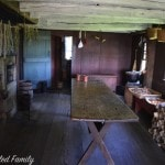 Greenfield Village - Daggetts Farmhouse inside