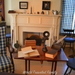 Greenfield Village - Noah Webster library
