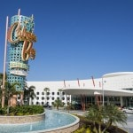 Cabana Bay Beach Resort  Front Entrance 2