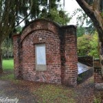 Savannah Georgia - Colony Park Cemetery