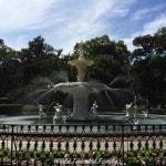 Savannah Georgia - Forsyth fountain