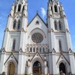 Savannah Georgia - The Cathedral of Saint John the Baptist
