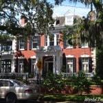 Savannah Georgia - historic district