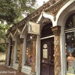 Savannah Georgia - shops