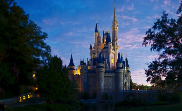 Adventures by Disney Disney world Castle