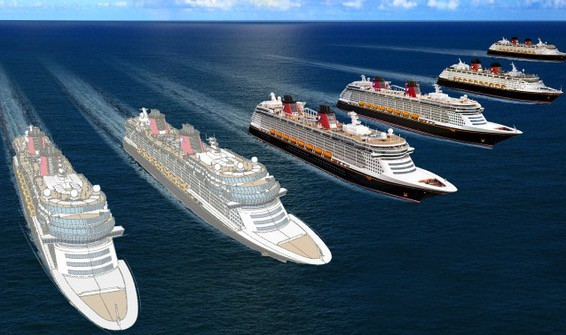 Disney Cruise Line announces 2 new ships