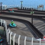 Norwegian Joy - race cars