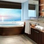 Norwegian Joy - suite bathroom
