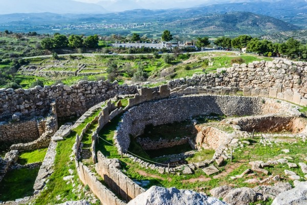 Argolida Mycenae, Greece