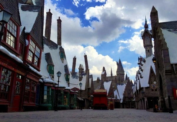 Hogsmede Universal Hollywood Studios Wizarding World Of Harry Potter