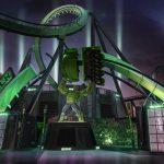 Incredible Hulk Coaster Relaunch Universal Orlando