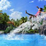 Ohno Drop Slide - Volcano Bay Universal Orlando water park