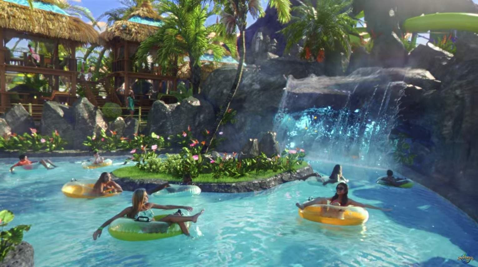 Universal Orlando Releases New Details About Volcano Bay