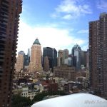 Yotel NYC Cabin Review - view