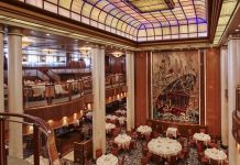 Queen Mary 2 britiannia Restaurant
