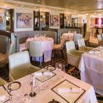 Queen Mary 2 Verandah Restaurant