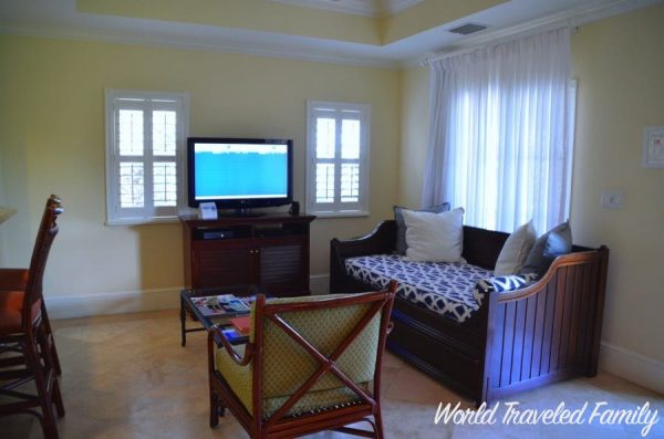 Beaches Key West Village Two Bedroom Suite - living room