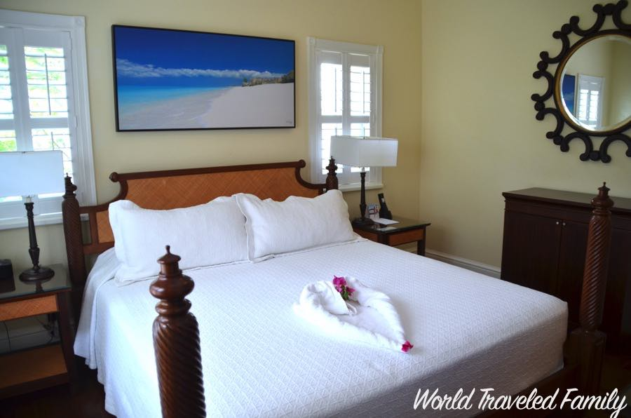 Beaches Key West Village Two Bedroom Suite Master King Bedroom World Traveled Family
