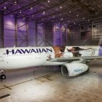 Hawaiian Airlines Moana Airplane