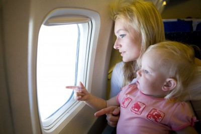 """Should Planes Have a """"Families-Only"""" Section?"""