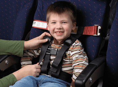 Featured Review: CARES Child Aviation Restraint System
