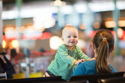 Traveling With A Baby? Here's 5 Must-Haves For Your Carry-On Bag…