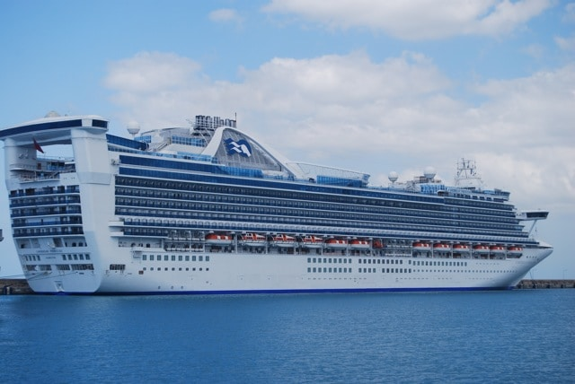 The Caribbean Princess