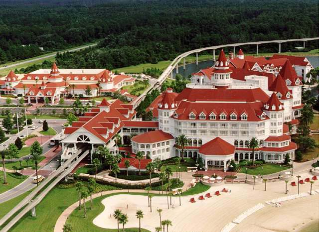 Grand Floridian Resort Amp Spa Overview World Traveled Family
