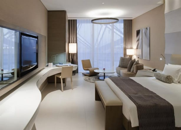 Modern hotel room interior design ideas world traveled for Design hotel games