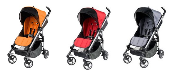 Featured Review: Peg Perego Si Stroller