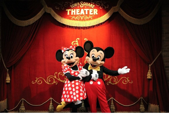 Disney World Opens Mickey Mouse Meet & Greet at New Town Square Theater