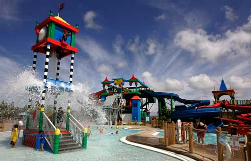 Our Family Visit To California ~ LEGOLAND California Water Park