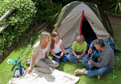 Great American Backyard Campout:  A Great Excuse to Stay-cation