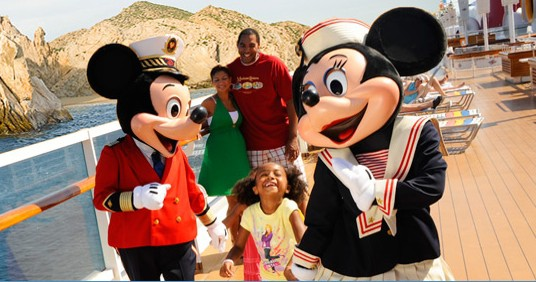 Disney Cruiselines Offers 'Kids Sail Free' Promotion on Select Mexican Riviera Cruises!
