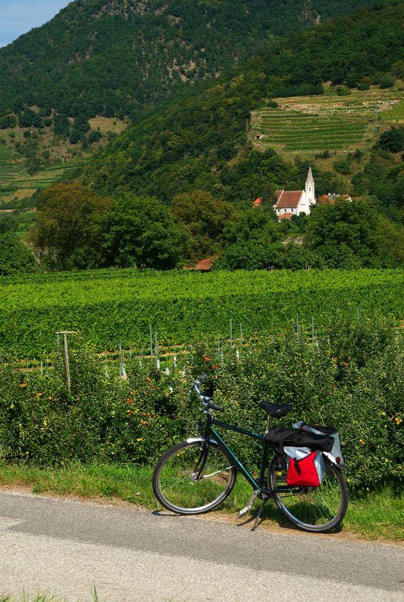 Cycling The Danube Bike Path