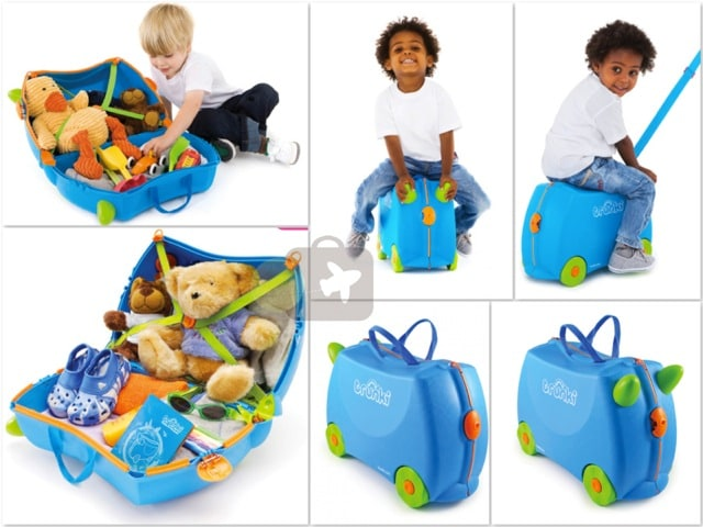 Featured Review: Trunki Suitcase For Kids!