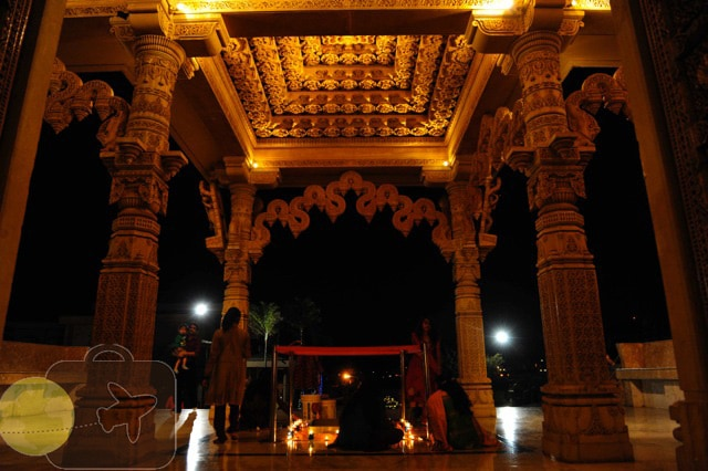 Visiting India during Diwali