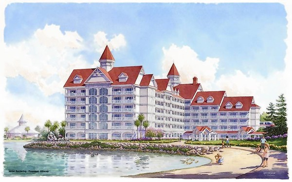 Disney World Expands Disney Vacation Club Next To Grand Floridian hotel