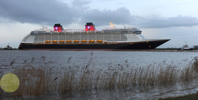 Disney To Debut Their New 'Fantasy' Ship in New York City!