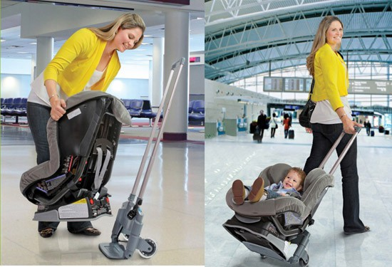 Car Seat Travel Cart Archives - World Traveled Family