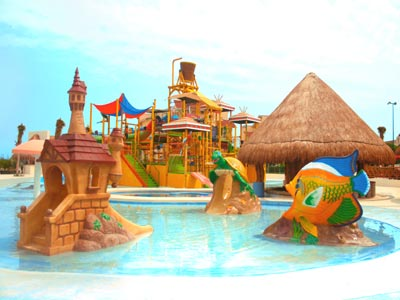 Sea resort and adventure