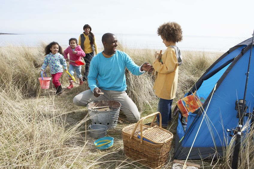 Learn to Camp With Ontario Parks
