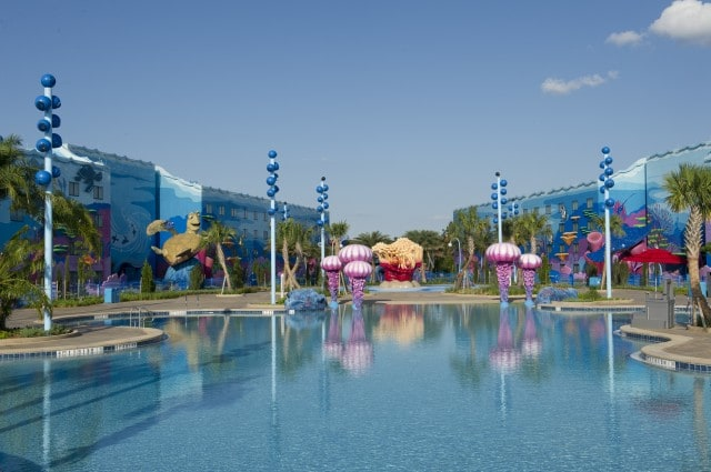 New Disneyworld Resort Opens its Doors and Fully Immerses Guests into the World of Animation