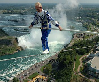 High Wire Added To The Niagara Skyline This Summer